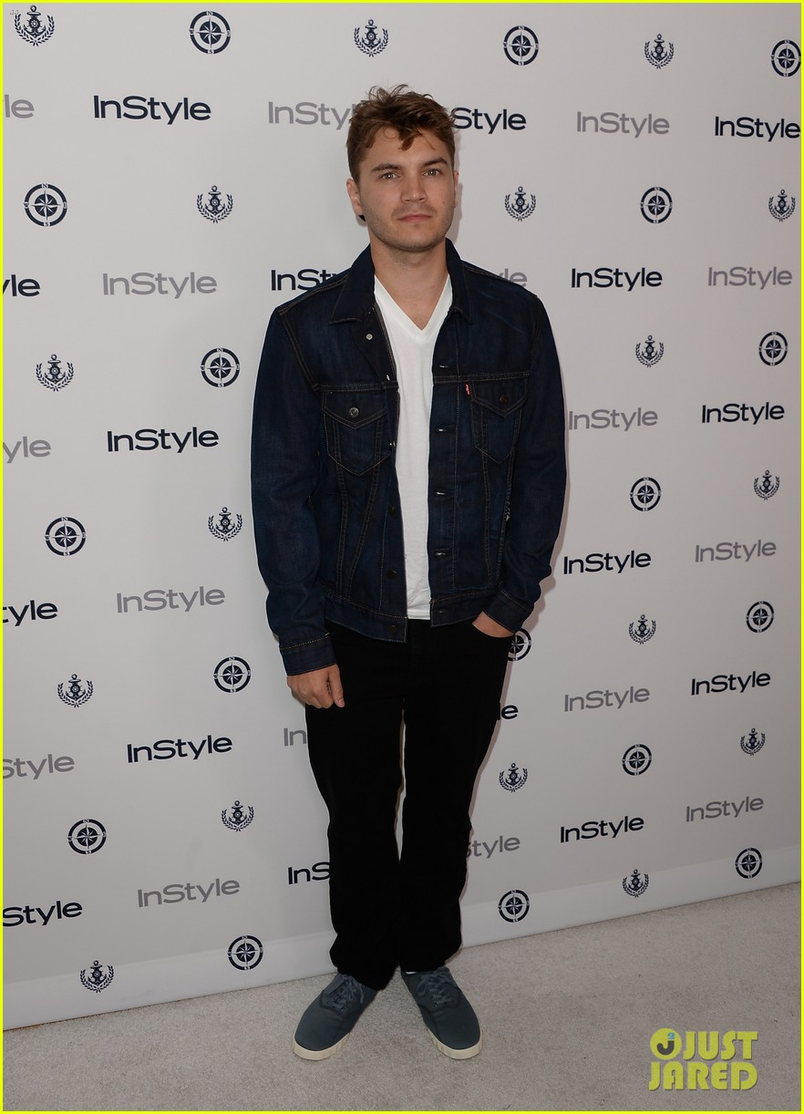 emile hirsch jesse metcalfe instyle summer soiree 09