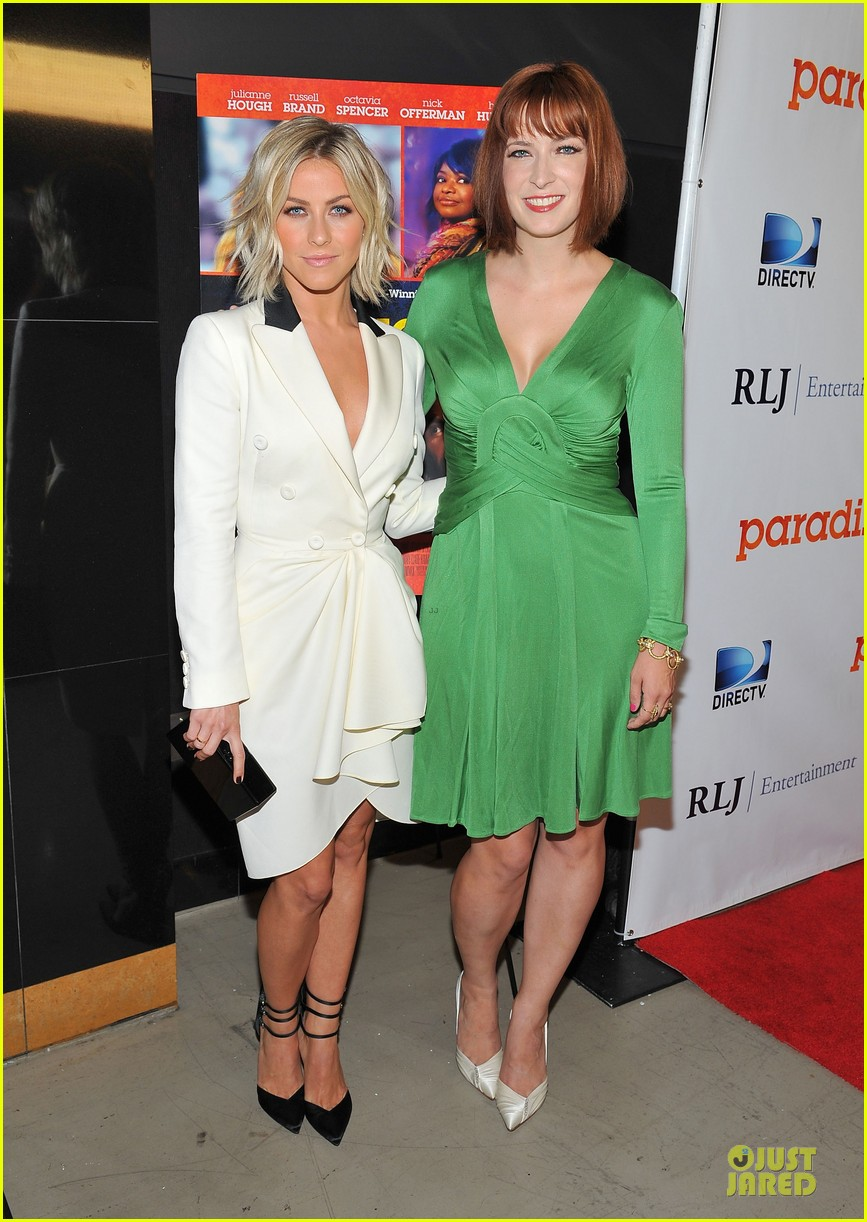 julianne hough paradise hollywood premiere with diablo cody 032925213