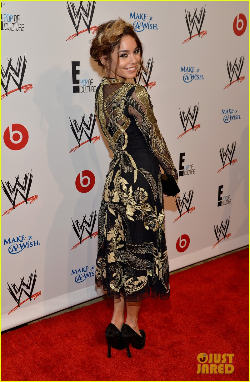 vanessa hudgens wwe superstars for hope event 03