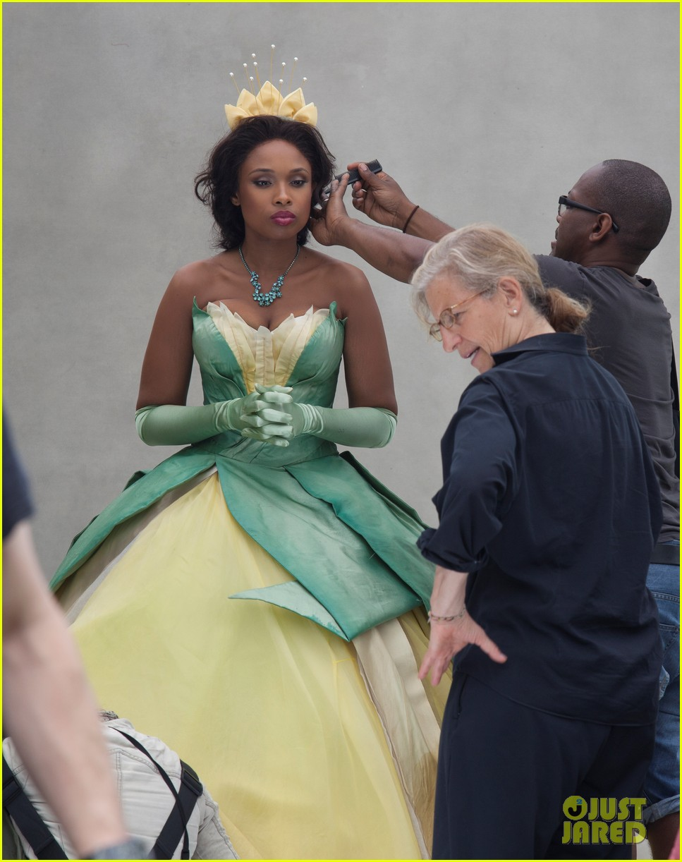 jennifer hudson princess tiana disney dream portrait 04