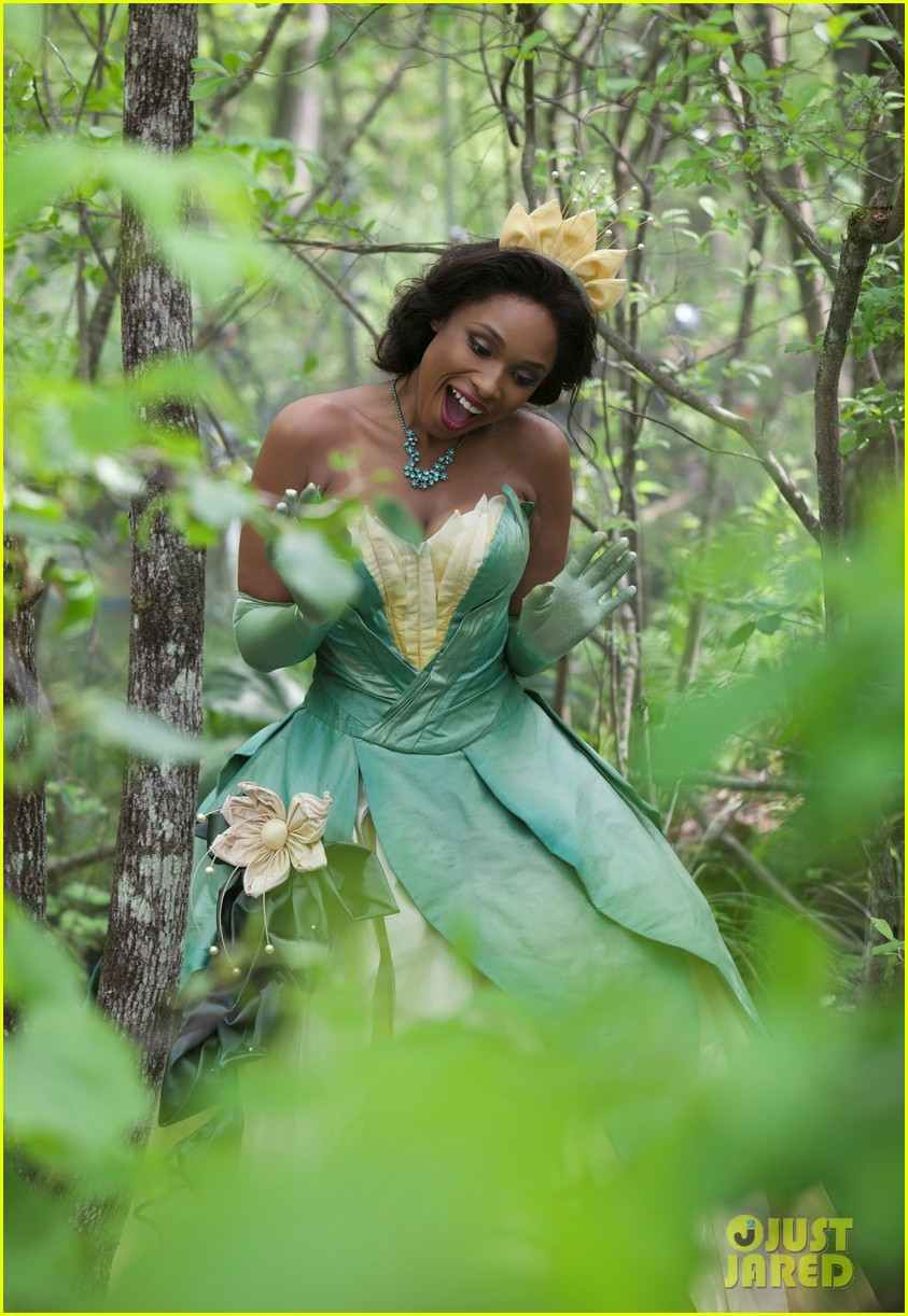 jennifer hudson princess tiana disney dream portrait 132935529