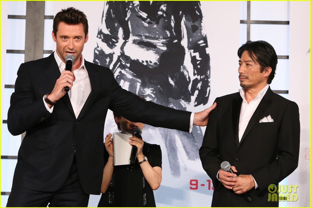 hugh jackman wolverine japan premiere 06
