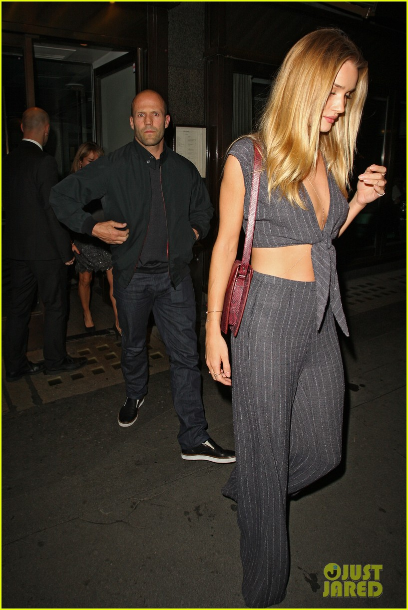rosie huntington whiteley jason statham cecconis couple 07