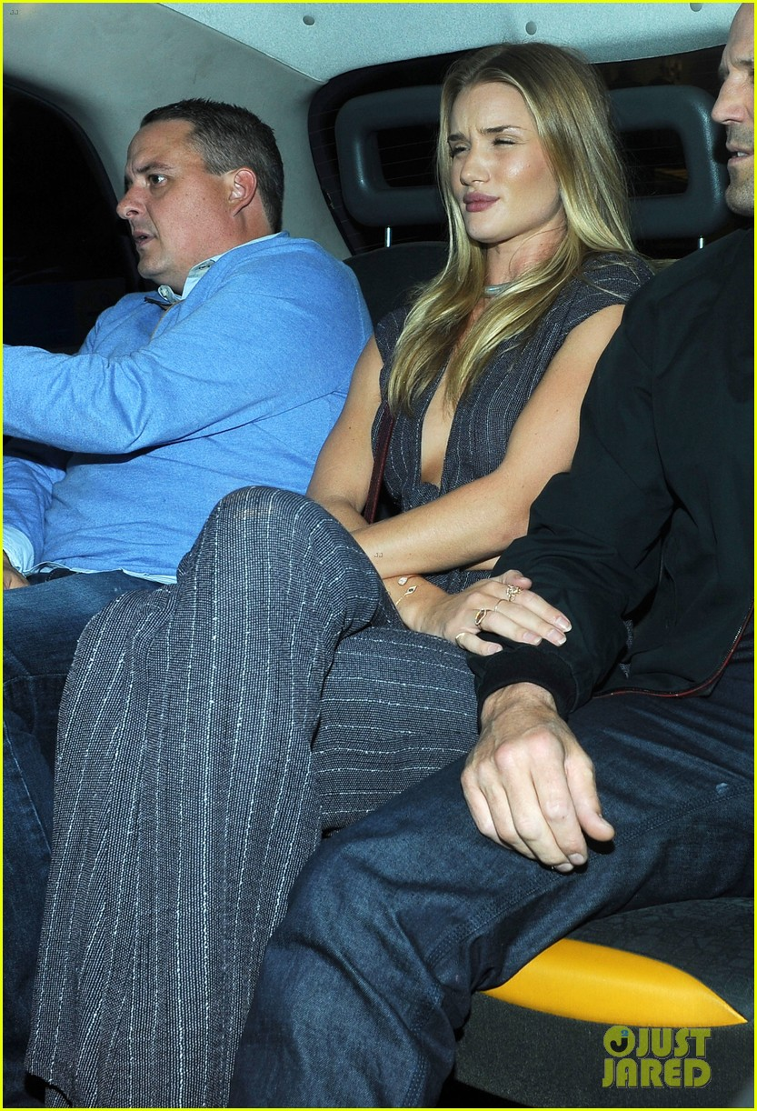 rosie huntington whiteley jason statham cecconis couple 192931130