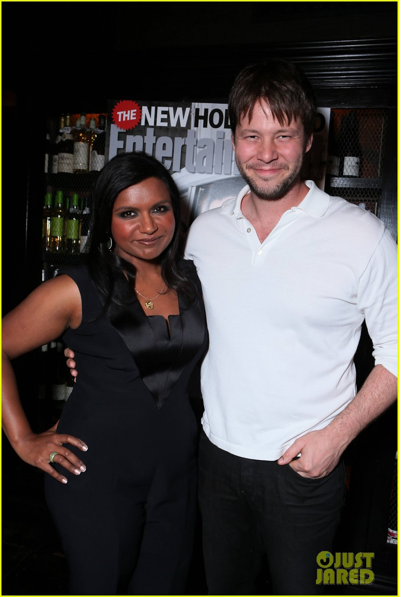 mindy kaling entertainment weekly new hollywood dinner 142926417