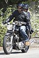 keanu reeves motorcycle ride with mystery blonde 08