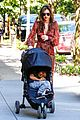 miranda kerr sleepy flynn visit friends 13