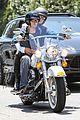 heidi klum martin kirsten motorcycle ride without kids 20