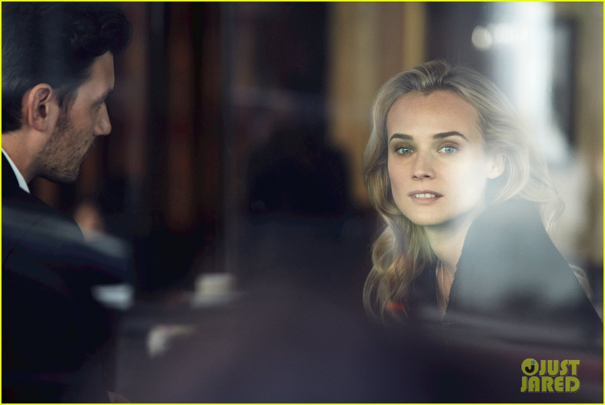 diane kruger chanel behind the scenes pictures 02