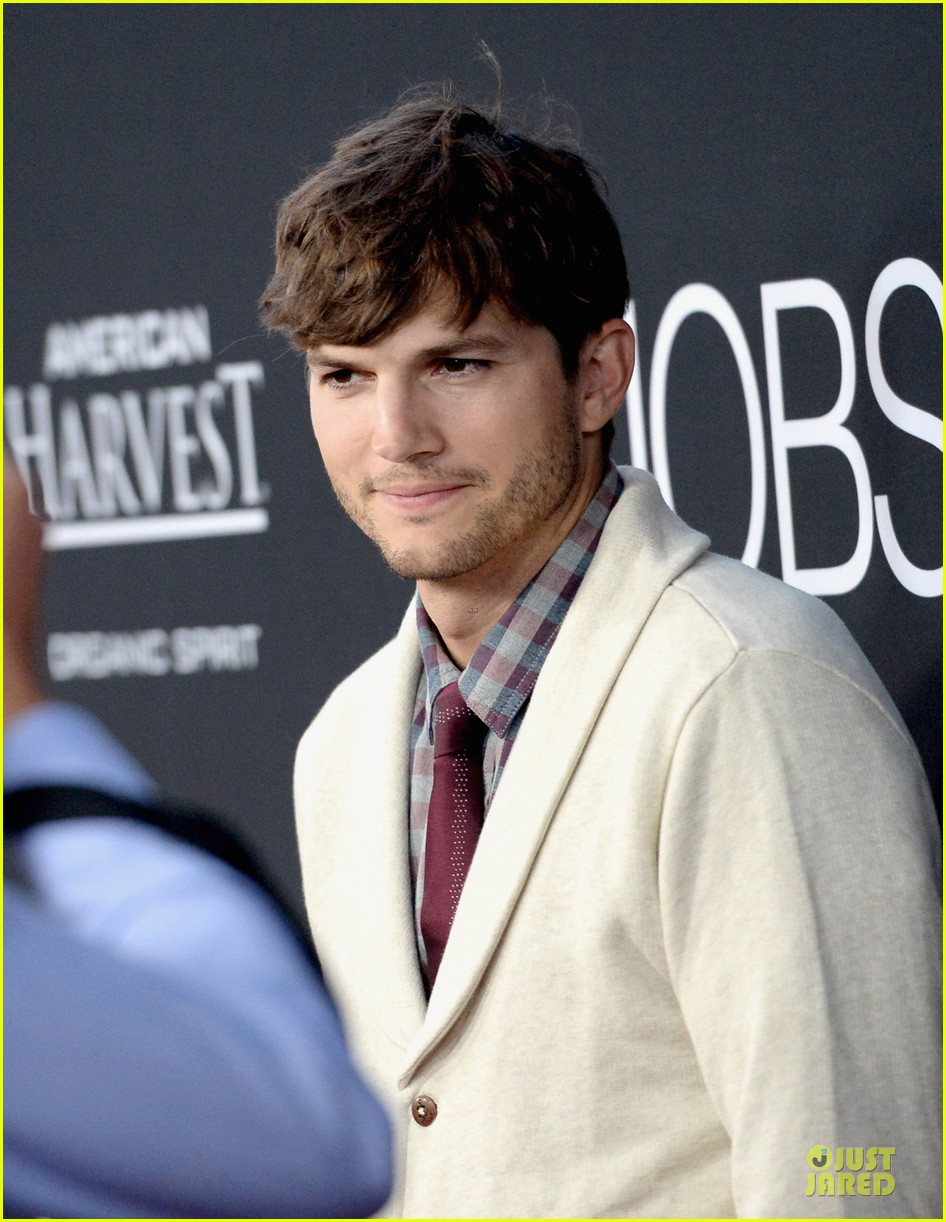 ashton kutcher ahna oreilly jobs la screening 20