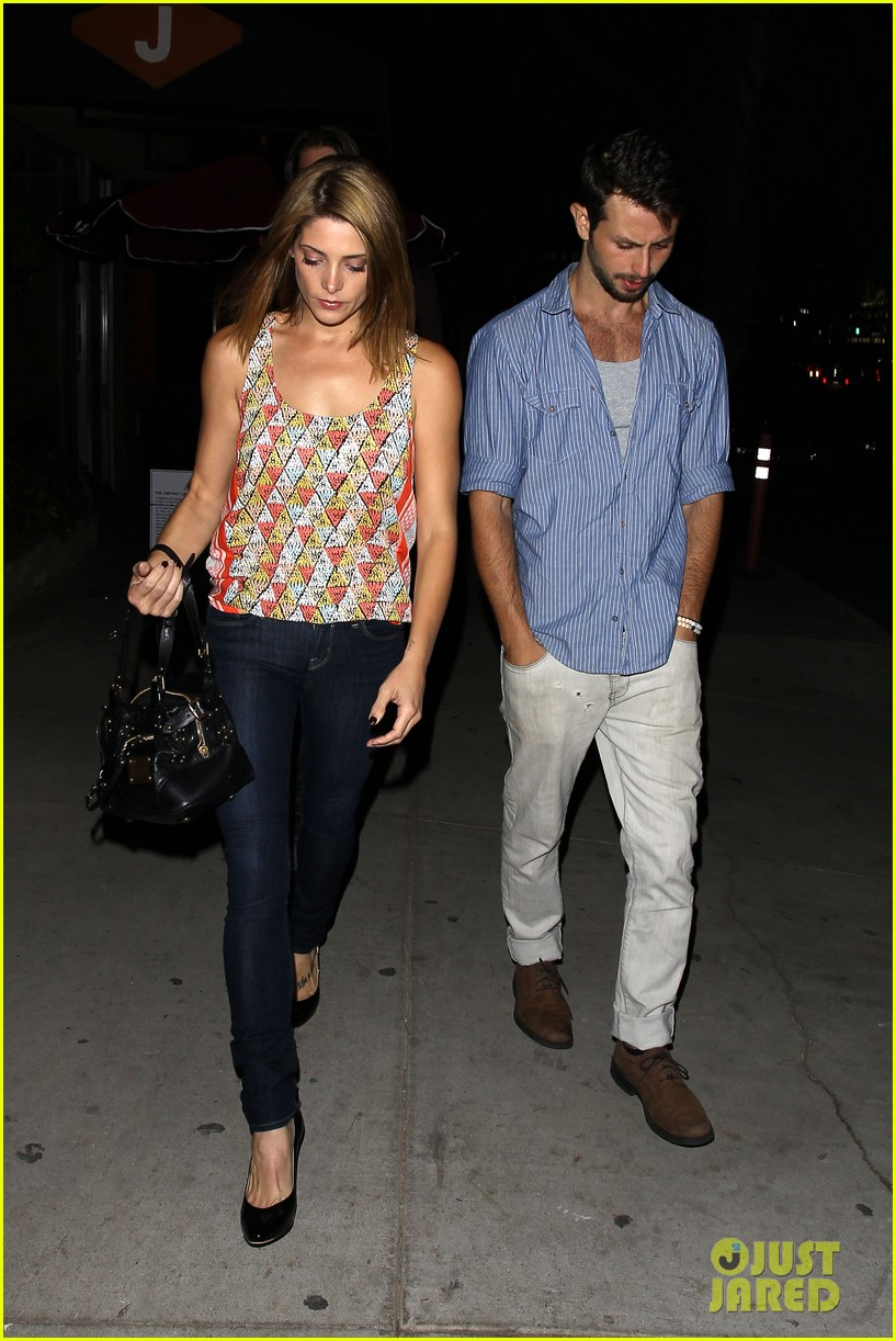 adam lambert ashley greene hooray henrys opening night 14