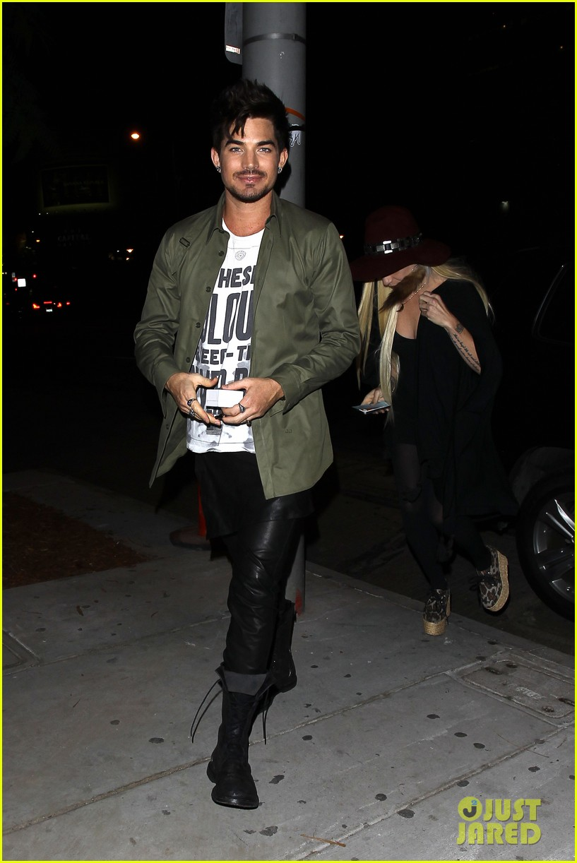 adam lambert ashley greene hooray henrys opening night 202925928