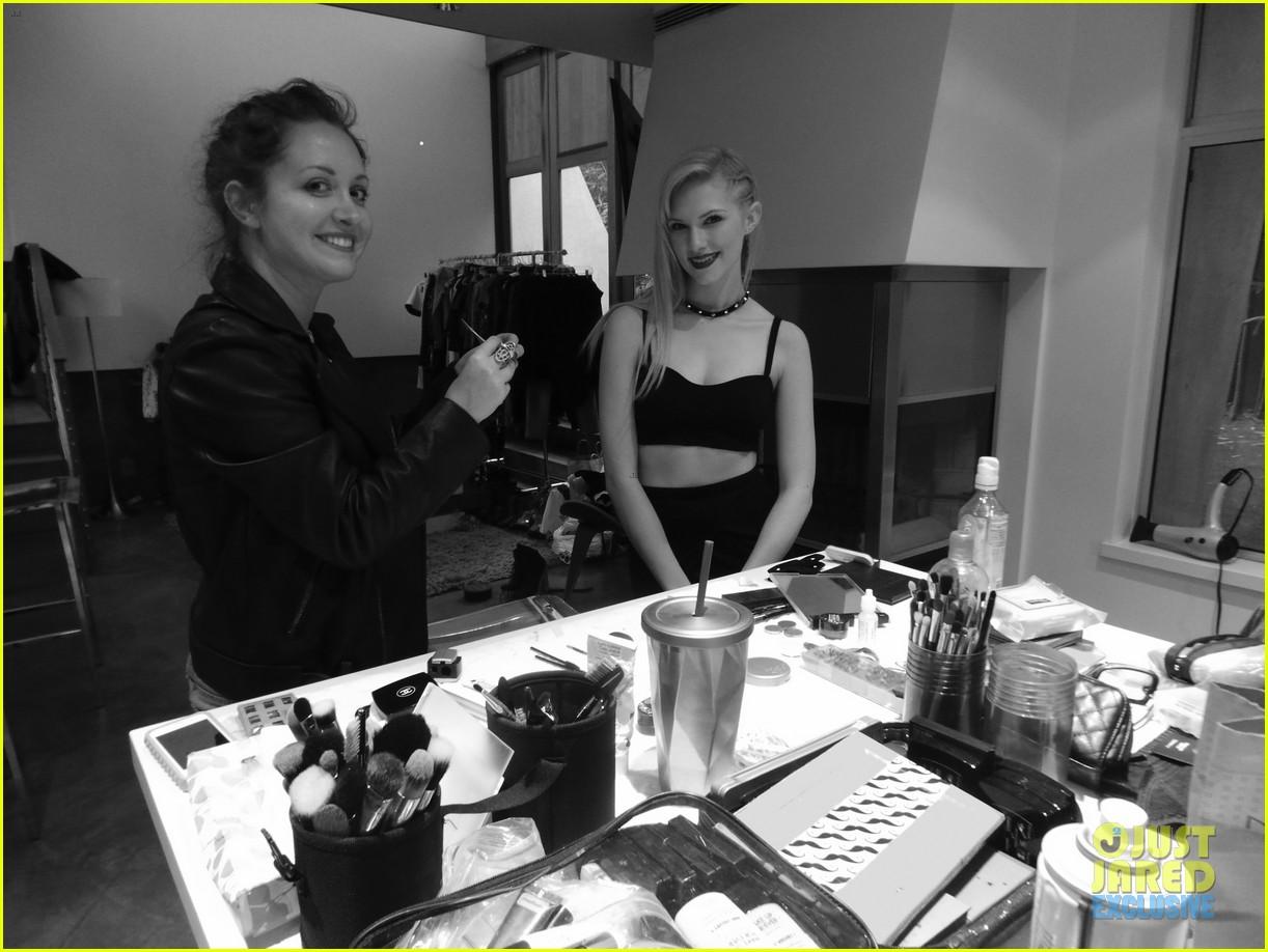 claudia lee jj spotlight of the week exclusive behind the scenes pics 042929483