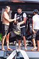 leonardo dicaprio flyboards in the air during ibiza vacation 04