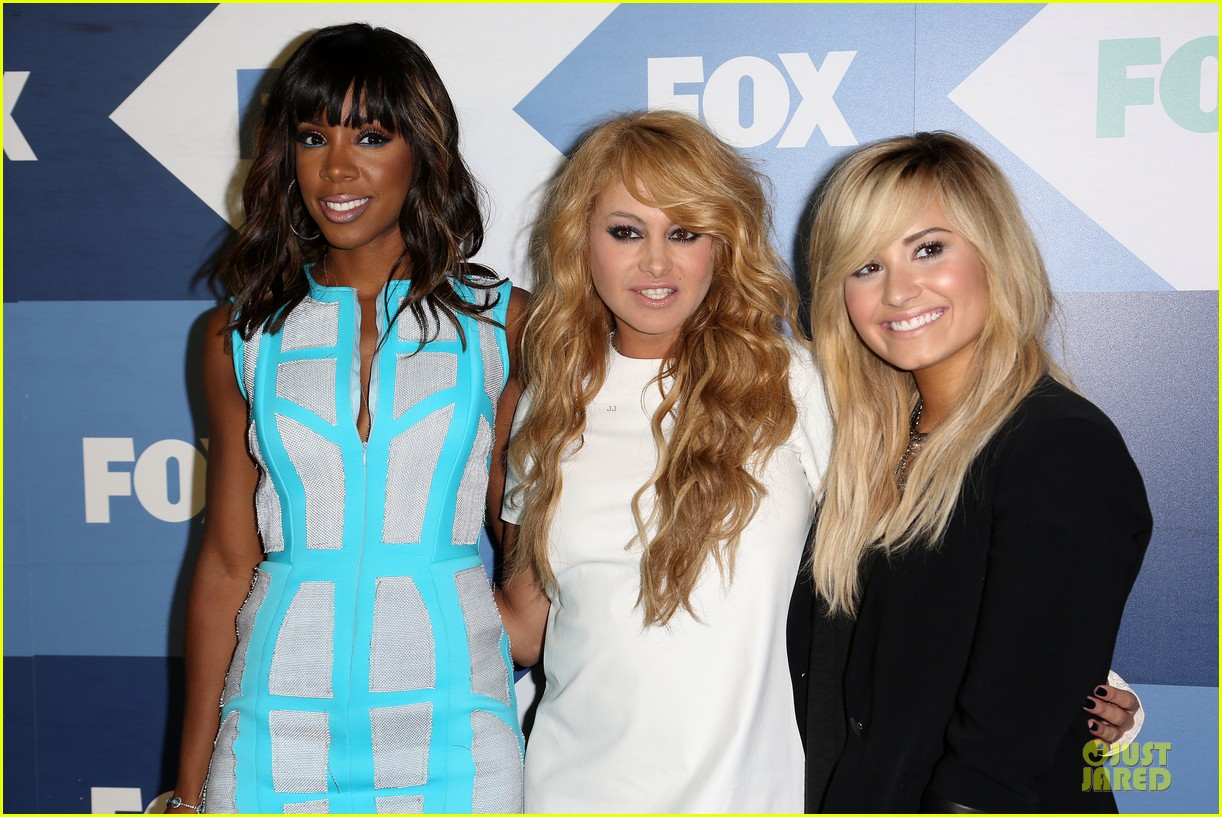 demi lovato kelly rowland fox summer tca all star party 02