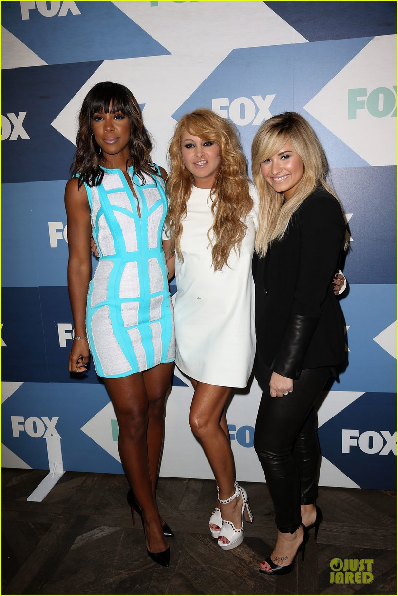 demi lovato kelly rowland fox summer tca all star party 192922026