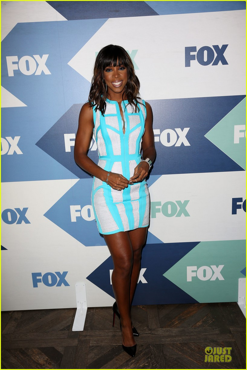 demi lovato kelly rowland fox summer tca all star party 23
