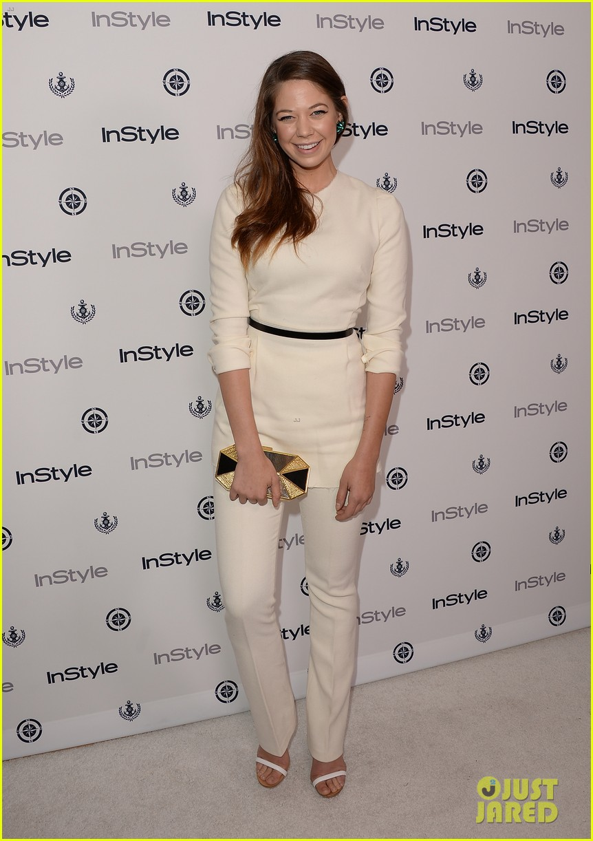isabel lucas ashley madekwe instyle summer soiree 18