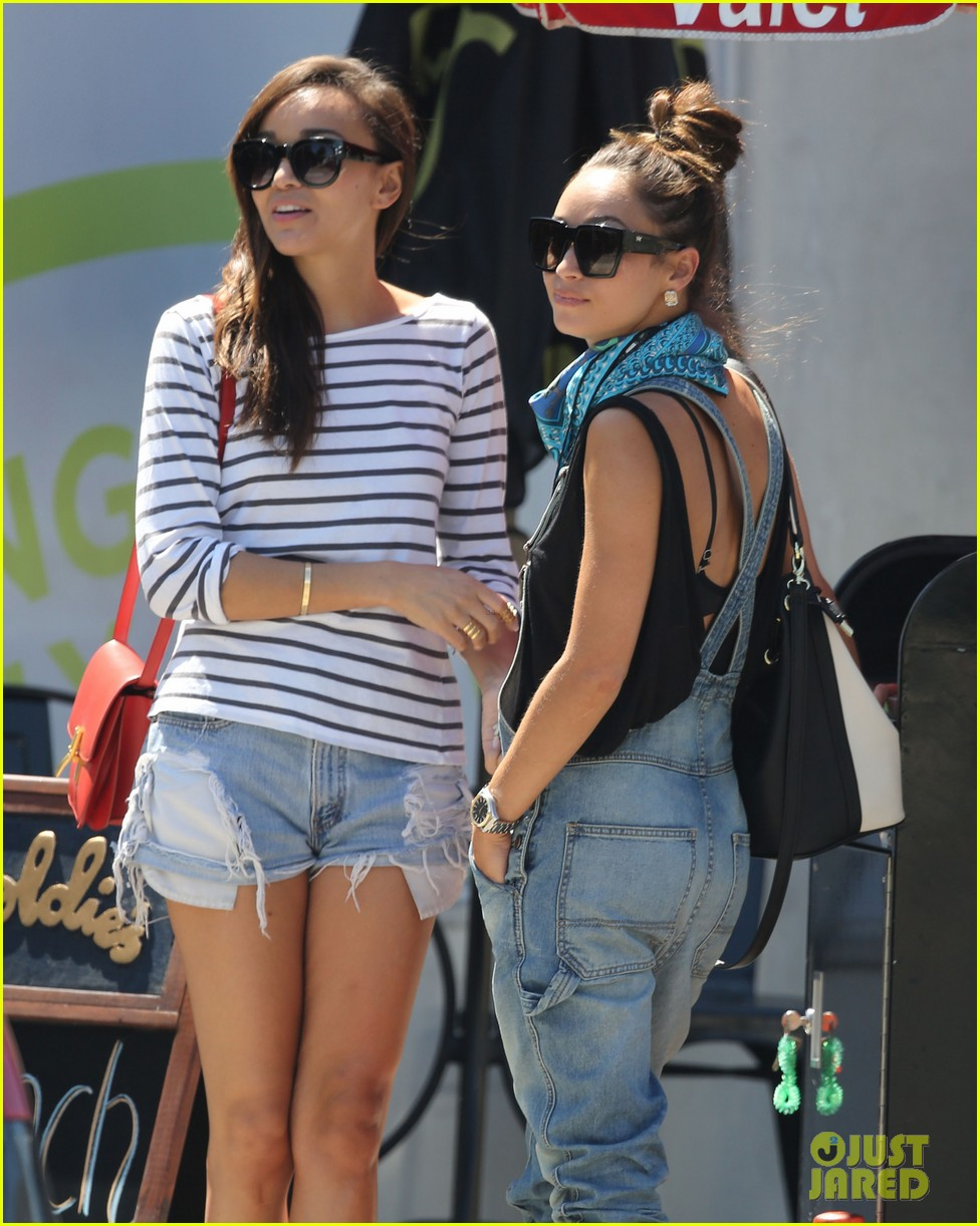 ashley madekwe cara santana izakaya lunch date 092940655