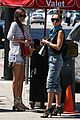 ashley madekwe cara santana izakaya lunch date 15
