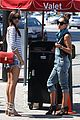 ashley madekwe cara santana izakaya lunch date 27