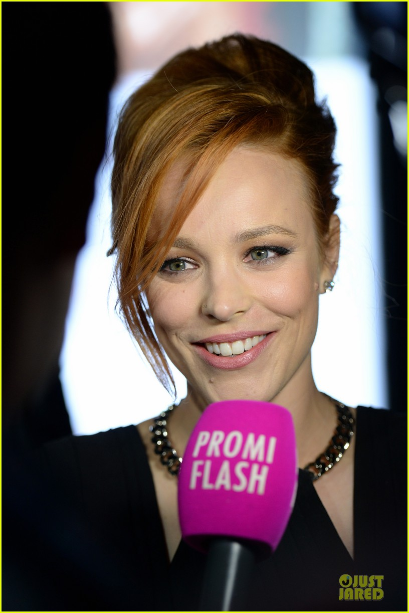 rachel mcadams about time munich screening 082927400