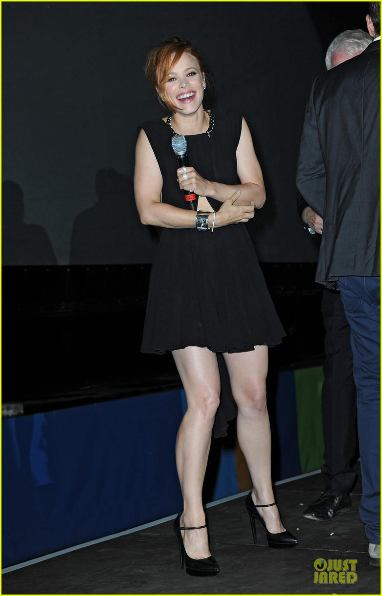 rachel mcadams about time munich screening 12