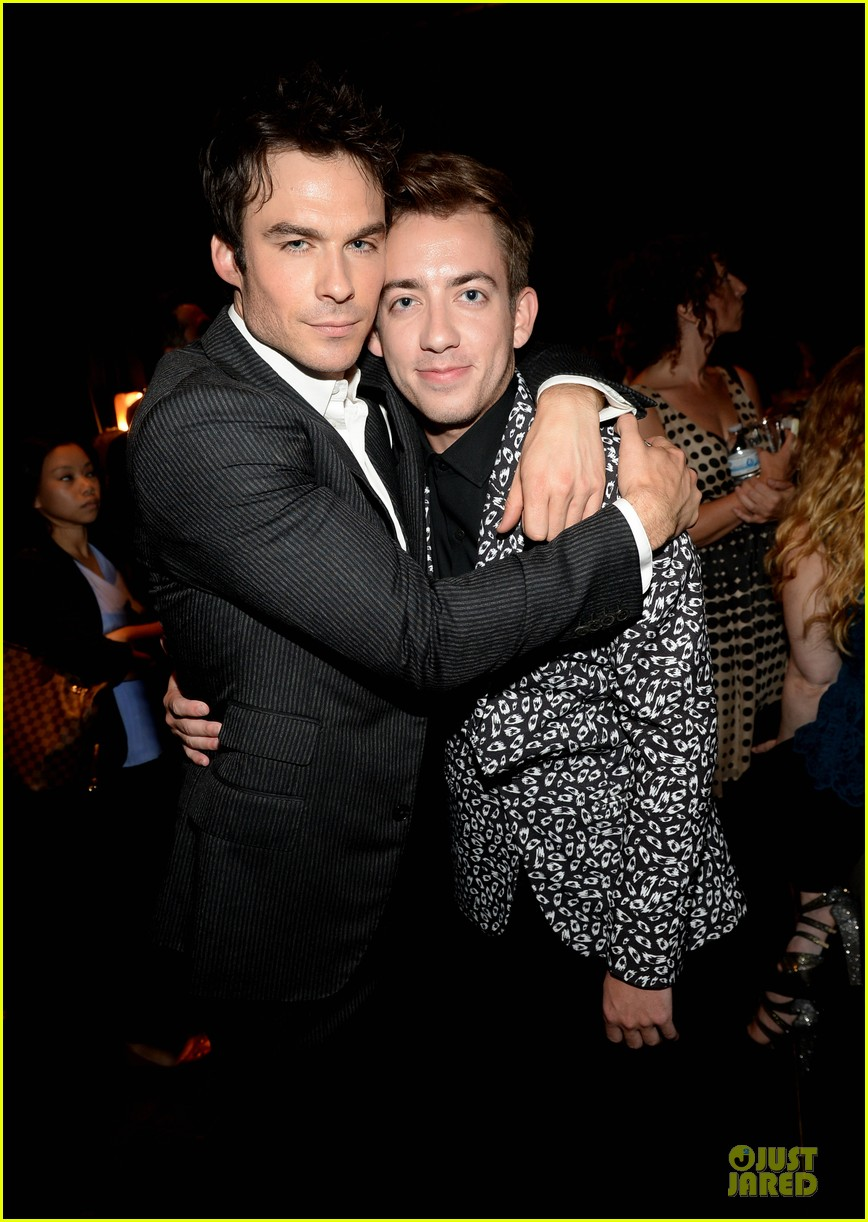 kevin mchale ian somhalder bromance at young hollywood awards 10