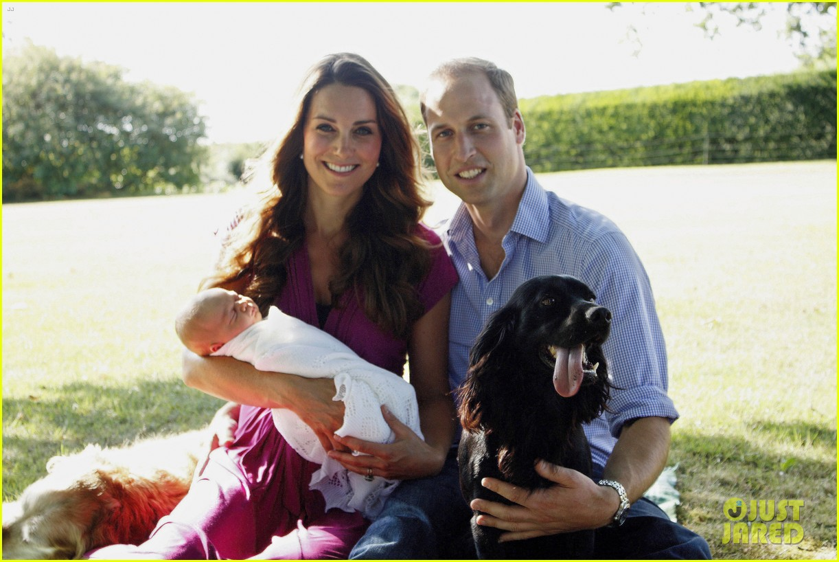 kate middleton amp prince william family portrait with