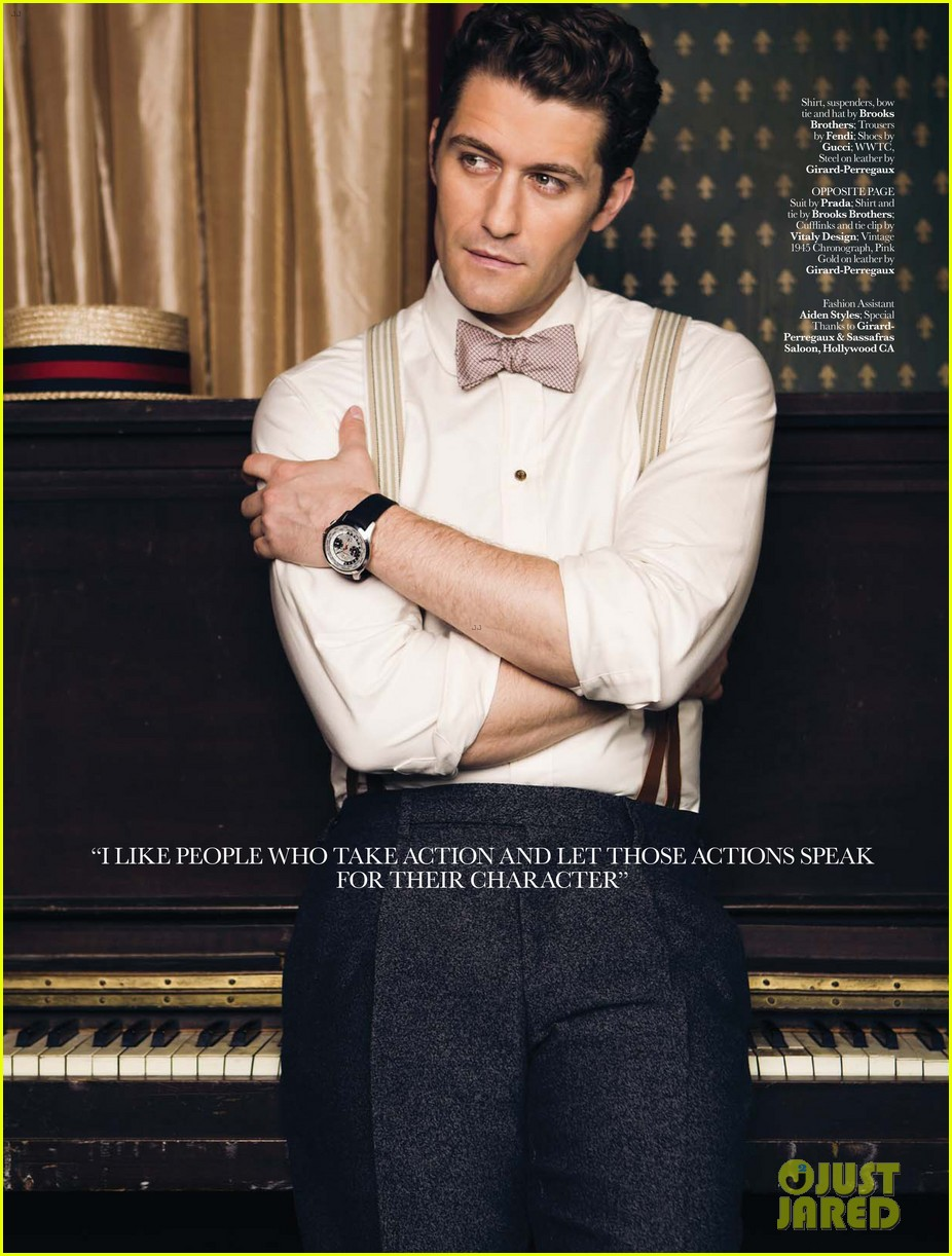 matthew morrison covers august man movement august 2013 01