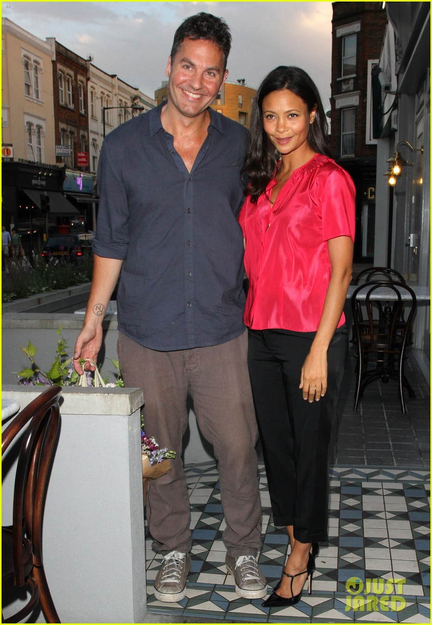 thandie newton madame gautier launch party with ol parker 052935841