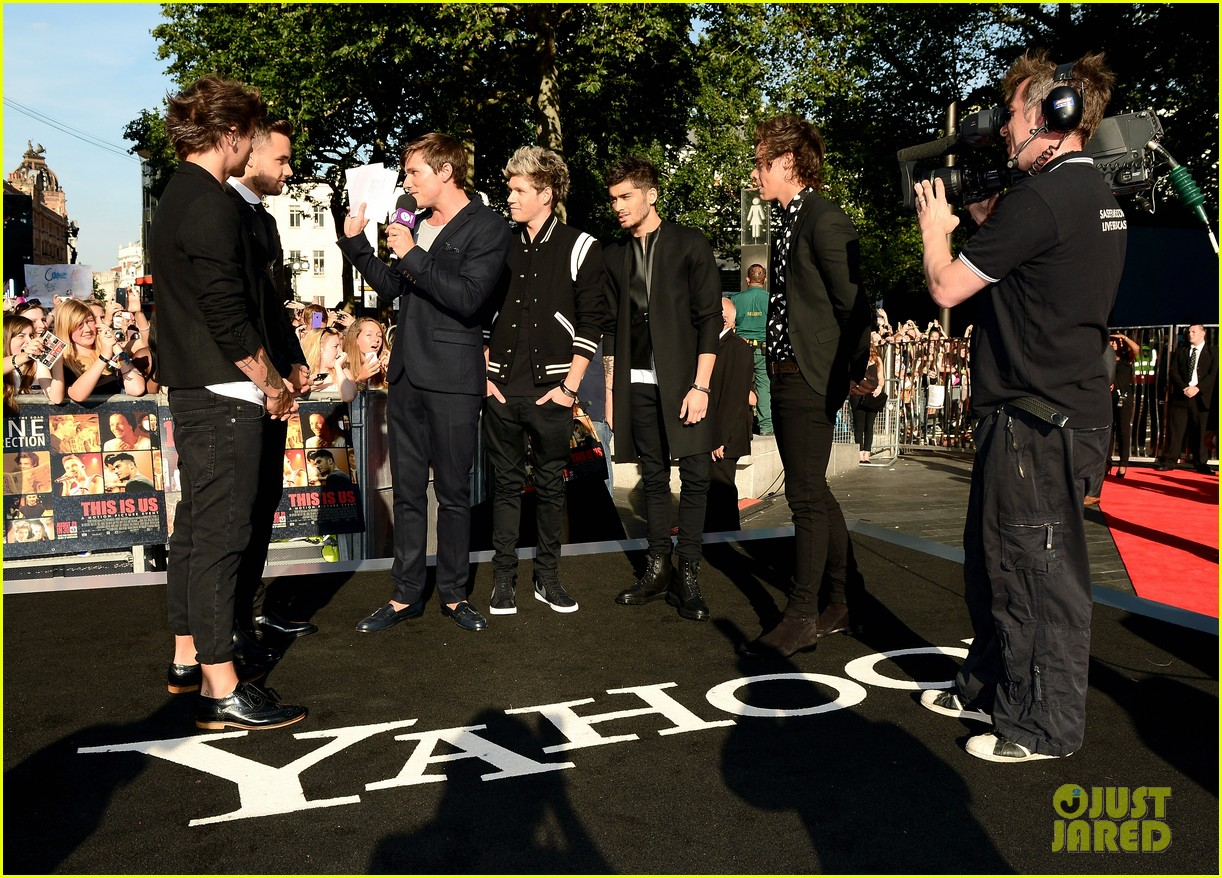 one direction this is us world premiere 092934027