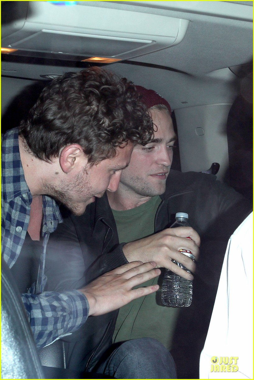 robert pattinson bobby long concert goer 172931835