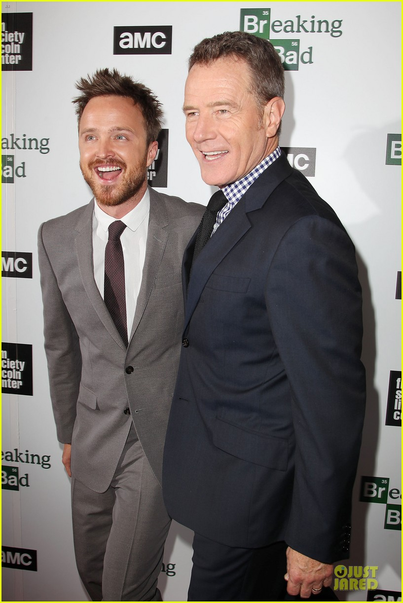 aaron paul bryan cranston breaking bad season 6 premiere 072921210