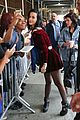 katy perry roars in new york city for z100 visit 24