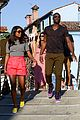 freida pinto venice sightseeing with gabrielle union dwyane wade 12