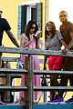 freida pinto venice sightseeing with gabrielle union dwyane wade 16