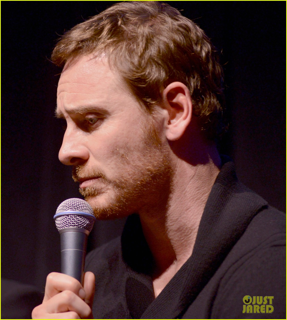 brad pitt michael fassbender 12 years a slave at telluride 022941120