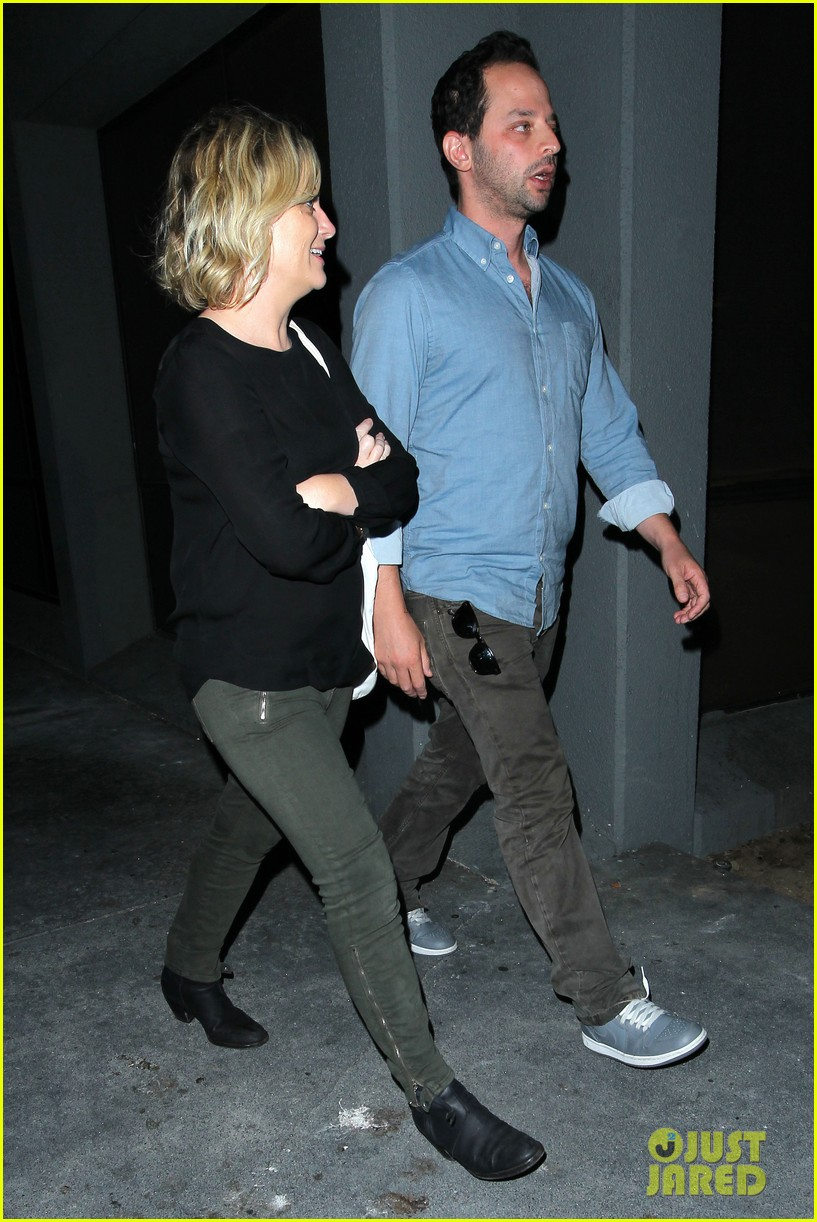 amy poehler nick kroll hungry cat couple 032923911