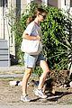 natalie portman wears big star band tee to walk whiz 06