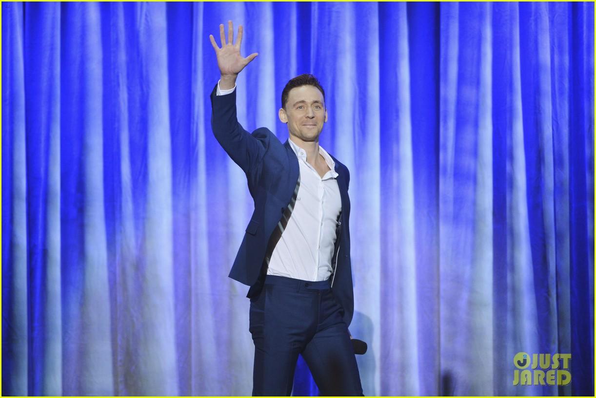 natalie portman tom hiddleston thor at disney d23 expo 12
