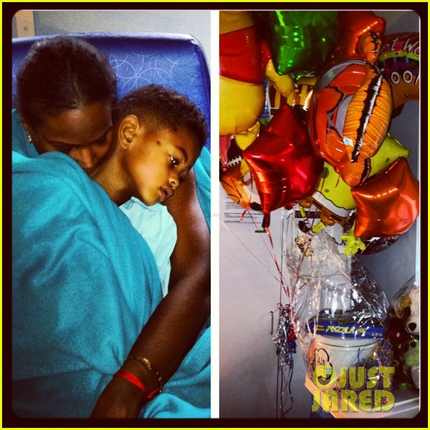 tameka raymond shares usher raymond v recovery pic after pool accident 01