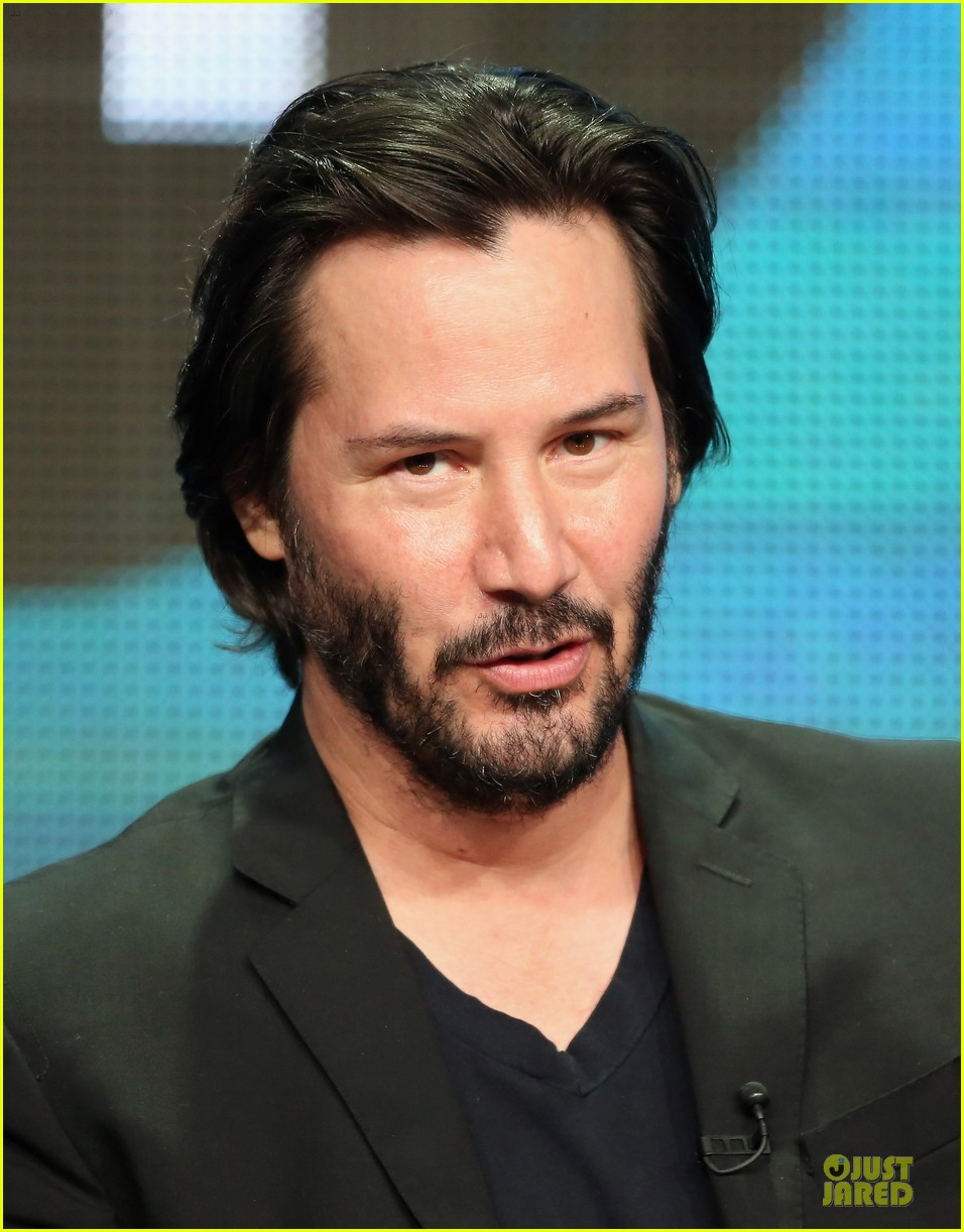 keanu reeves side by side at pbs summer tca tour 07
