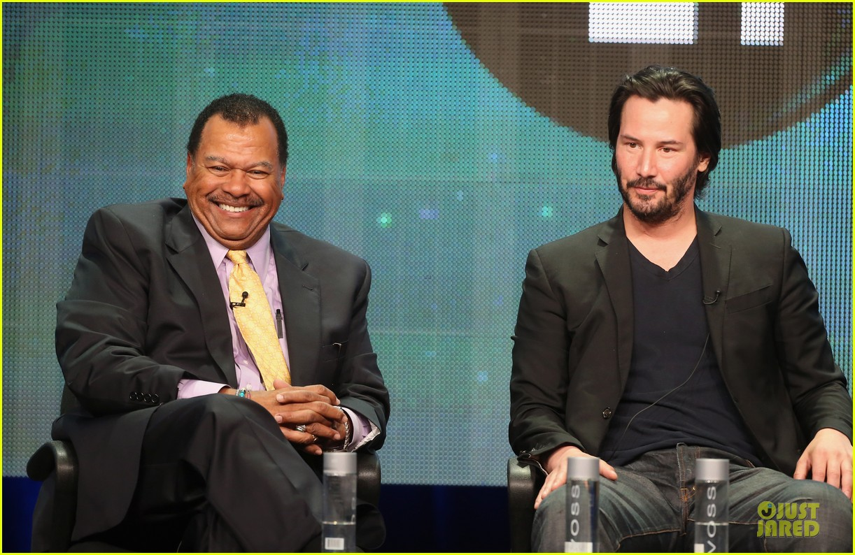 keanu reeves side by side at pbs summer tca tour 22