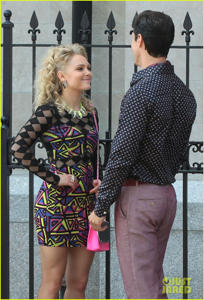 annasophia robb carrie diaries kiss with chris wood 15