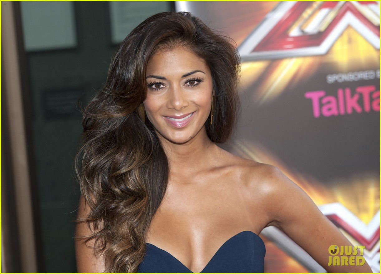 nicole scherzinger x factor uk season ten launch 122940519