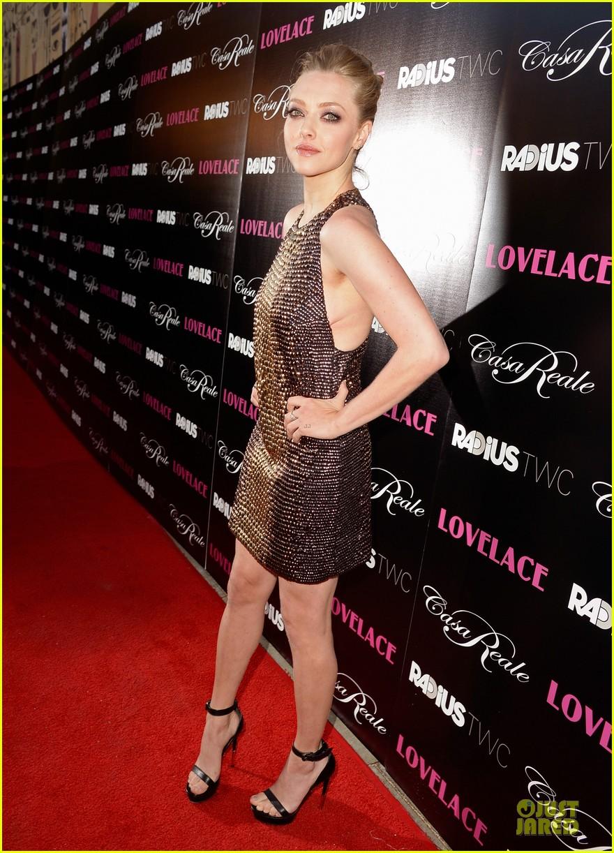 amanda seyfried sharon stone lovelace hollywood premiere 082924550