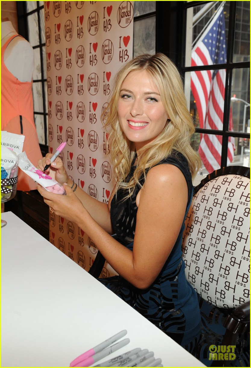 maria sharapova sugarpova accessory collection launch 022934480