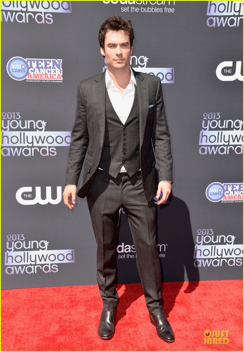 ian somerhalder young hollywood awards 2013 red carpet 092921754
