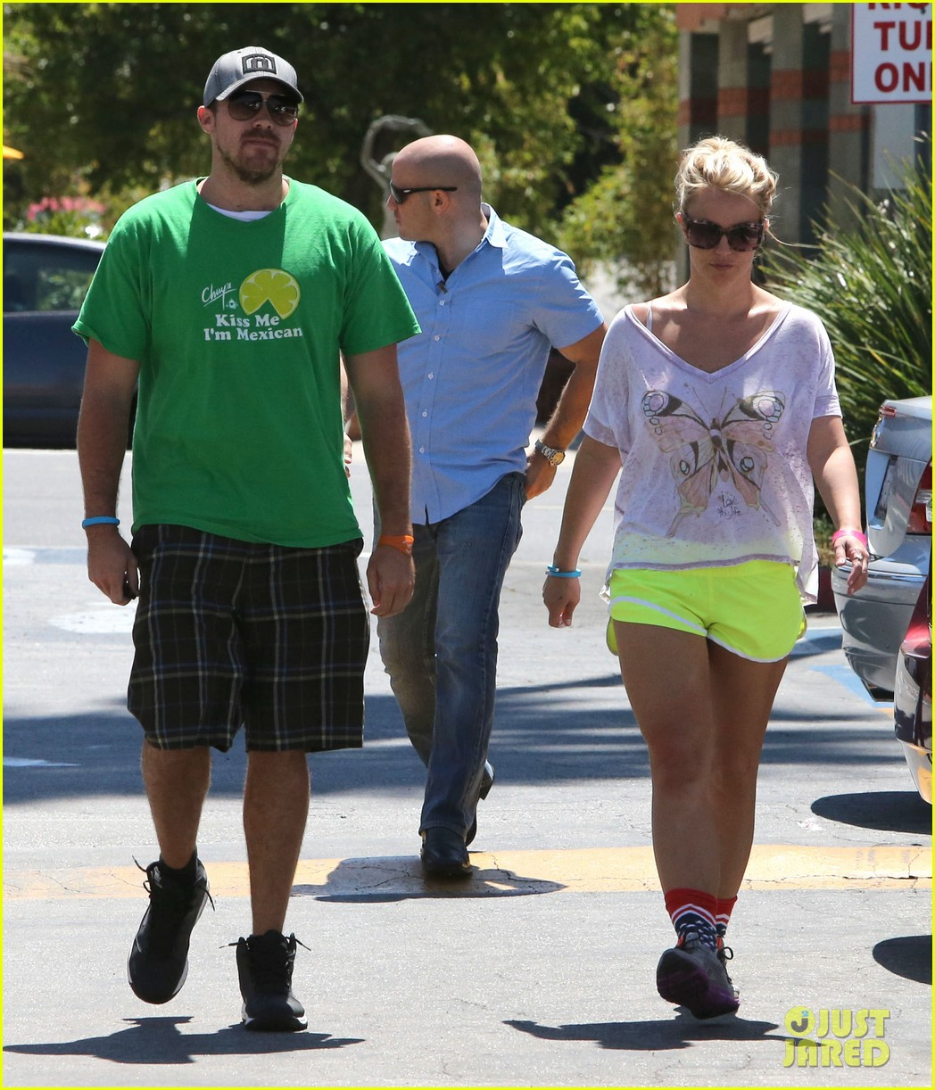 britney spears david lucado tony roma twosome 09